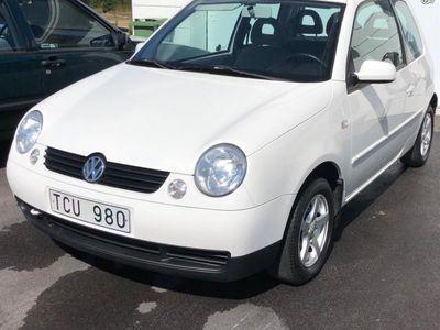 gebraucht VW Lupo 1,4 16v Nybesiktad 11.500mil -02