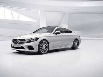 begagnad Mercedes C200 Coupé SE Edition