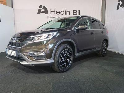 begagnad Honda CR-V 2,0 Elegance Plus Aut 4WD