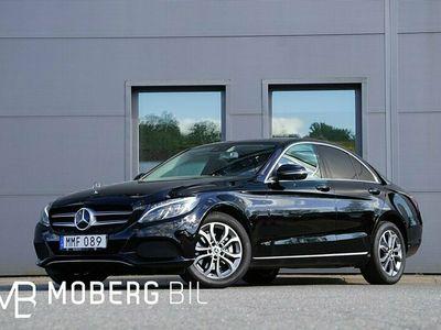 begagnad Mercedes C200 184hk 4M Avantgarde Navi 360-kamera