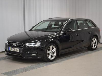 begagnad Audi A4 Avant 2.0 TDIE 163HK Drag, Proline, X