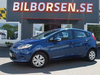 begagnad Ford Fiesta 5-dörrar 1.6 TDCi 2010, Halvkombi 40 000 kr