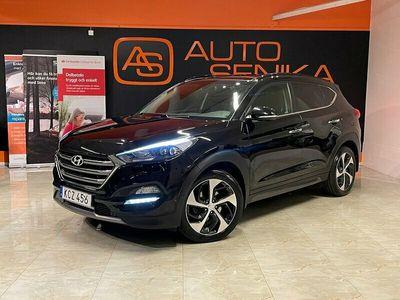 begagnad Hyundai Tucson 2.0 CRDi 4WD Automat 184hk Premium SE UTR 184
