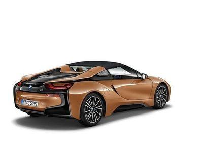 begagnad BMW i8 Roadster