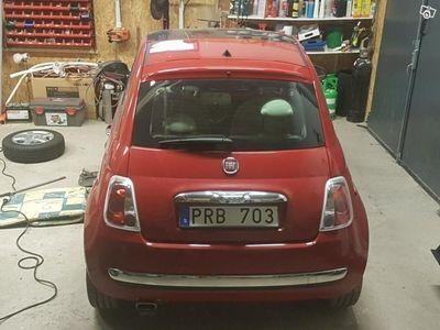 begagnad Fiat 500 -14