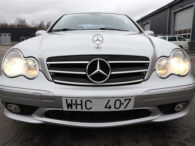 begagnad Mercedes C32 AMG AMG 354hk