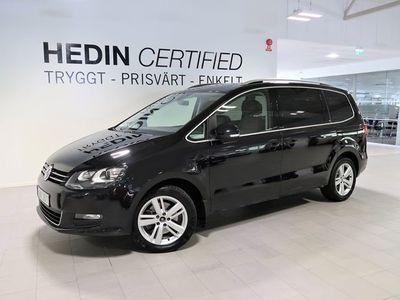 begagnad VW Sharan Premium 2.0 TDI DSG 150hk 7 - sits