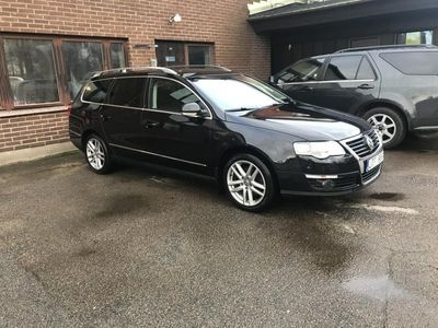 begagnad VW Passat Variant 1.4 TSI Premium,