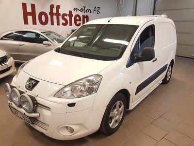 begagnad Peugeot Partner Van 1.6 3-sitsig 0:- KONTANT -11