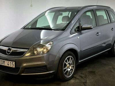begagnad Opel Zafira 2.2 ENJOY M6