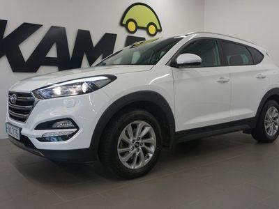 begagnad Hyundai Tucson 1.6 T-GDI 4WD DCT | Drag