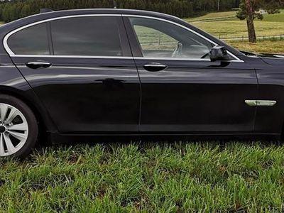 begagnad BMW 740 d