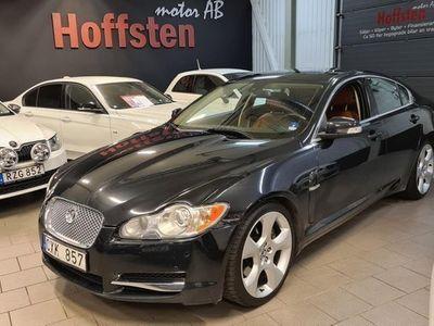 begagnad Jaguar XF 4.2 V8 Automat 2009, Sedan 142 900 kr