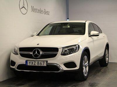 begagnad Mercedes GLC220 d Coupé 4MATIC