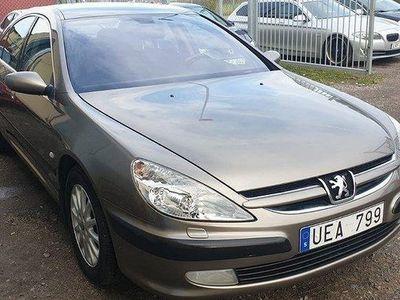 begagnad Peugeot 607 2.0 136hk