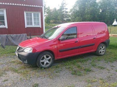 begagnad Dacia Logan Van -10