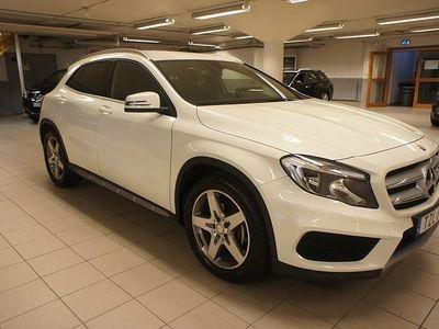 gebraucht Mercedes 200 GLA BenzAMG 2015, Halvkombi 214 900 kr