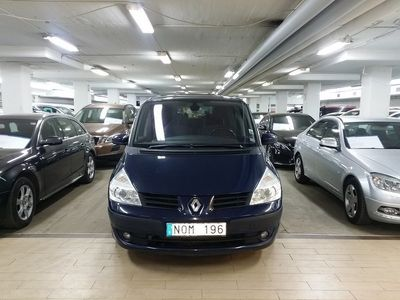 begagnad Renault Grand Espace 2.0 dCi Automat Expression 7-sits 150hk