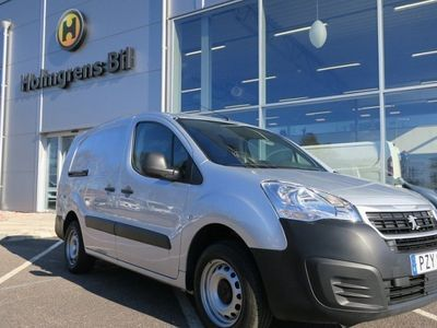 begagnad Peugeot Partner L2 BlueHDi 100 ETG6