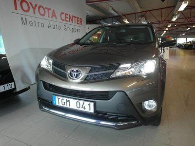 begagnad Toyota RAV4 2.0 4x4 152hk Executive -13