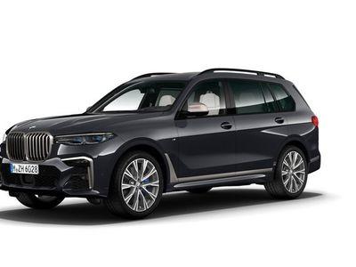 begagnad BMW X7 M50i Executive Drive Pro 7-sits 530hk