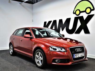 begagnad Audi A3 2.0 TDI | Q | S-Line |
