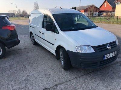 gebraucht VW Caddy Maxi 2.0 TDI Vinter 140hk -10