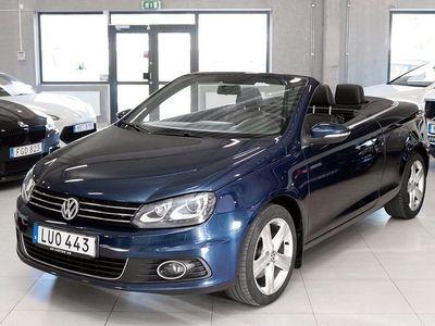 begagnad VW Eos 2.0 TSI DSG Premium 210hk