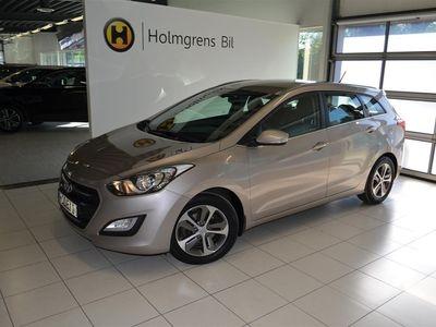 begagnad Hyundai i30 Kombi 1.6 M6 Holmgrens Edition -17
