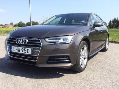 gebraucht Audi A4 2.0 TDI Avant (190hk)