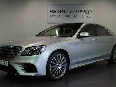 begagnad Mercedes S560 S Benz SL AMG 4MATIC 2020, Sedan Pris 1 124 900 kr