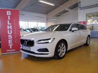 begagnad Volvo V90 D4 190 EU6 AUT Business Advance Drag