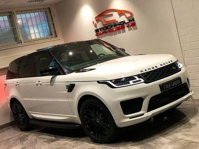 begagnad Land Rover Range Rover Sport 3.0 SDV6 4WD HSE FACELIFT