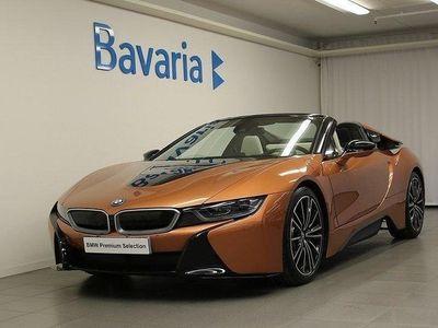 begagnad BMW i8 Roadster Nypris: 1.667.000:-