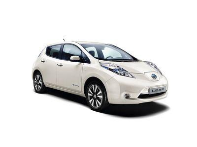 begagnad Nissan Leaf Acenta 24 kWh