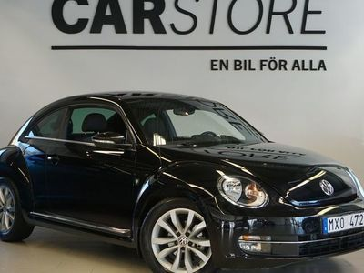 begagnad VW Beetle 1.2 TSI 105 hk