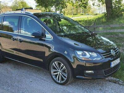 begagnad VW Sharan  VW 7N