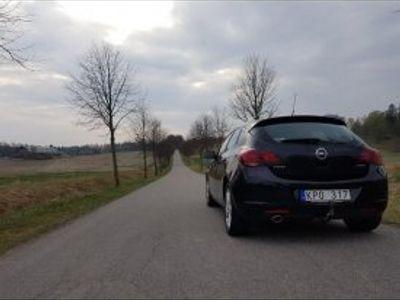 begagnad Opel Astra *Premium Sport Edition 1.4 turbo -11