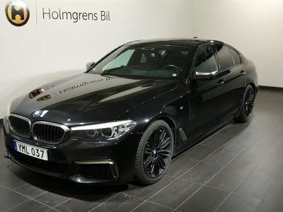 begagnad BMW M550 i xDrive