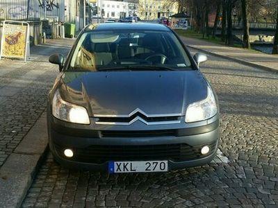 begagnad Citroën C4 1.6 2006 nybesk fint o snåll