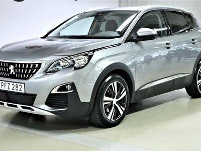begagnad Peugeot 3008 130 hk Automat