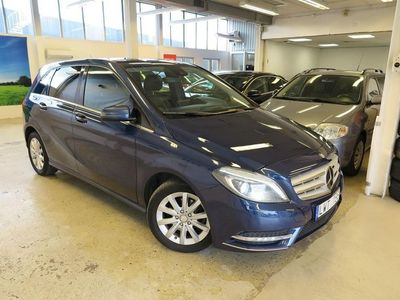 begagnad Mercedes B200 CDI BlueEFFICIENCY 7G-DCT