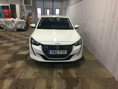 begagnad Peugeot 208 Active 1,2 Pure Tech