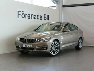 begagnad BMW 320 Gran Turismo d xDrive Luxury Line Aut Drag Nav H/K
