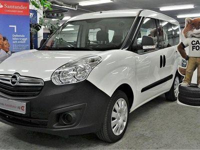begagnad Opel Combo 1.4 LPG ecoFLEX CNG MPV 120hk