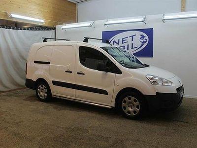 brugt Peugeot Partner 1.6 e-HDI Skåp Aut Drag 2014, Transportbil 65 000 kr