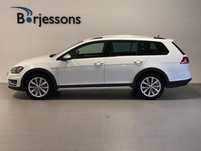 begagnad VW Golf Alltrack 2.0 TDI 184hk 4Motion DSG Dragpaket