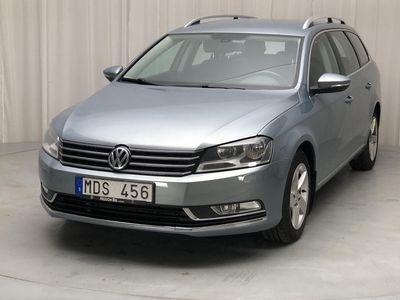 begagnad VW Passat 2.0 TDI BlueMotion Technology Variant (140hk)