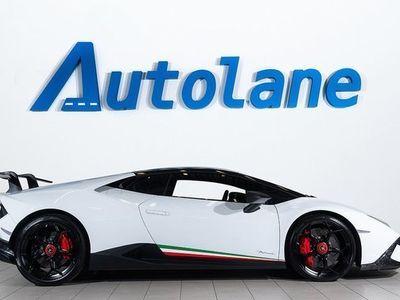 begagnad Lamborghini Huracán HuracanPerformante LP640-4Carbon 2019, Sportkupé 2 399 900 kr