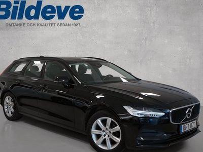 begagnad Volvo V90 D4 AWD Business 2018, Kombi 234 800 kr